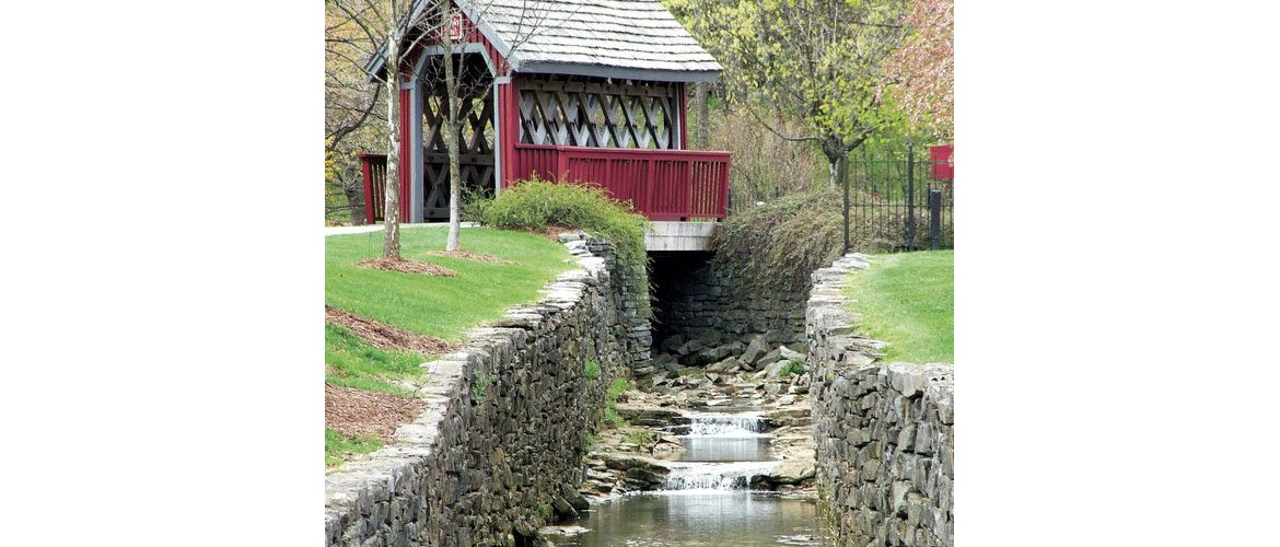 Marion County Covered Bridge